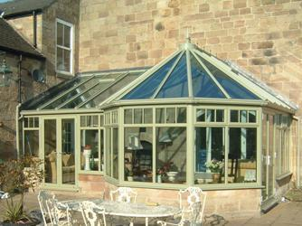 Georgian Conservatories Burton
