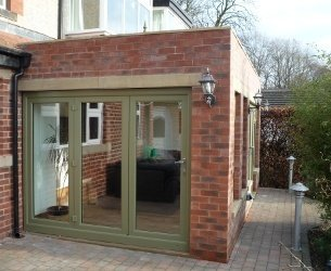 Bi-fold Doors, Derby and Chesterfield