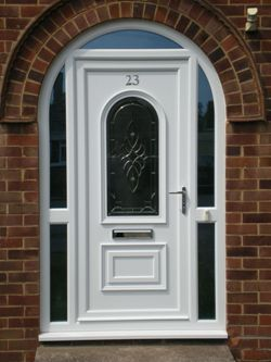Entrance Doors, Derby and Chesterfield