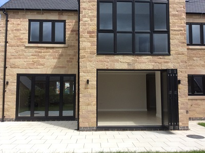Bi-fold Doors, Derby and Burton
