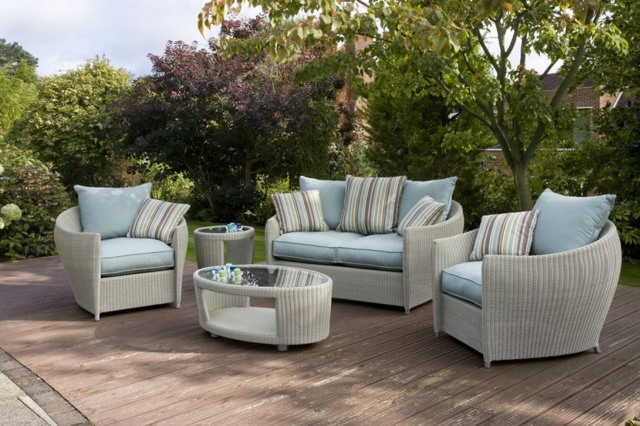 3 Piece Suite Outdoor Furniture
