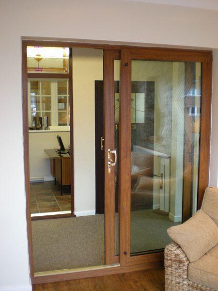 Aluminium Or Pvcu Patio Doors
