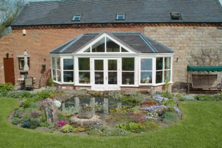 how to build a garden room from scratch