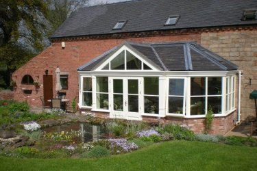 Traditional Garden Rooms