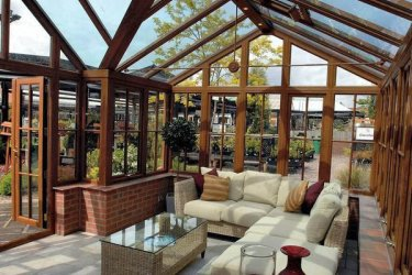 Conservatory Roof & Window Glazing
