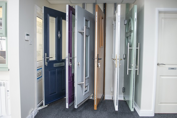 New Composite Door Range