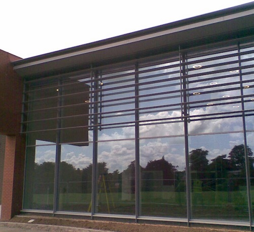 Curtainwall and Patent Glazing in Derby and Burton
